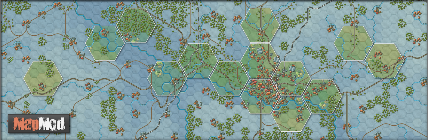 MapMod for Panzer Campaigns Gold on